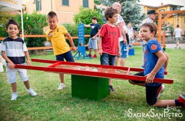 Antichi giochi Sagra di San Pietro Tagliuno