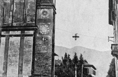 Antico Campanile Caprino Bergamasco