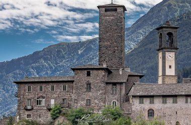 Antico Castello Ginami a Gromo