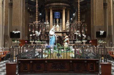 Apparizione Santuario Santa Maria del Fonte Caravaggio