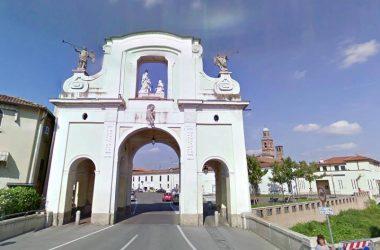Arco di Portanuova Caravaggio