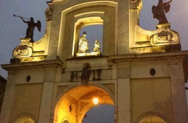 Arco porta Nuova Comune di Caravaggio