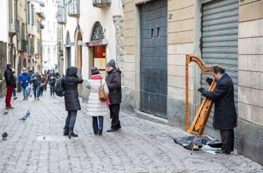Arte in Bergamo alta