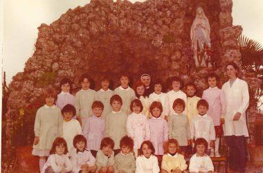 Asilo 1977 Brembate Sopra