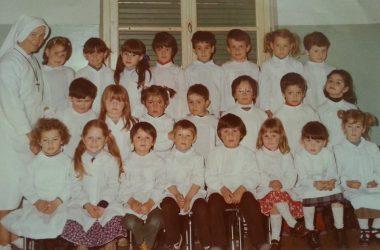 Asilo di Corti 1979 Costa Volpino