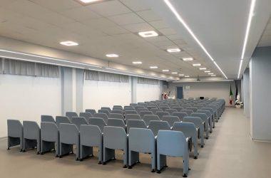 Auditorium scuole Costa Volpino