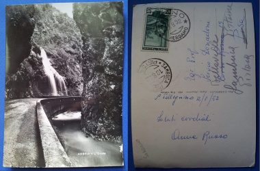 BRACCA - ORRIDO nel 1952