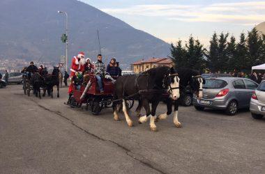 Babbo Natale a Berzo San Fermo