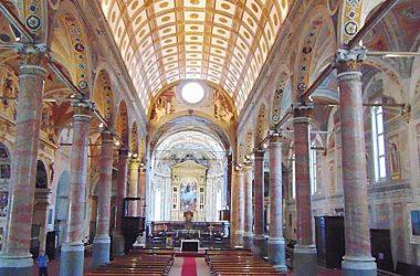 Basilica Santa Maria in Valvendra - Lovere Bg