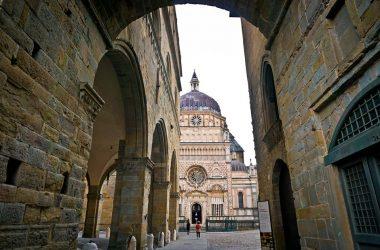Basilica di Santa Maria Maggiore Bergamo Italy
