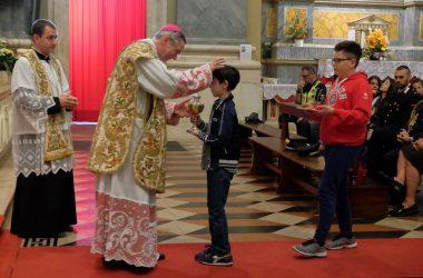 Benedizione Festa di San Gottardo - Calcio