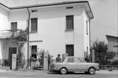 Benzinaio Mozzanica 1967