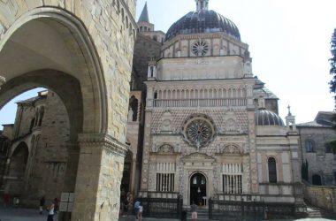 Bergamo Alta Basilica di Santa Maria Maggiore