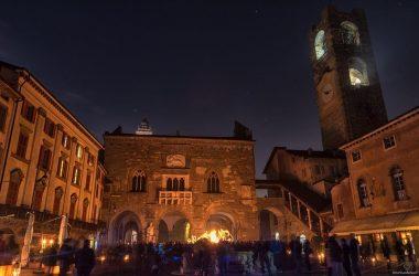 Bergamo a lume di Candela