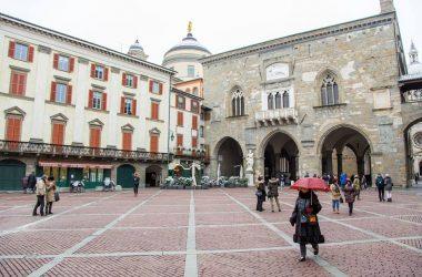 Bergamo fotografie