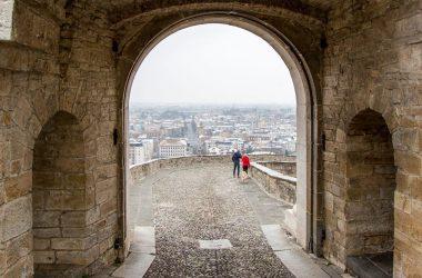 Bergamo porta Antica
