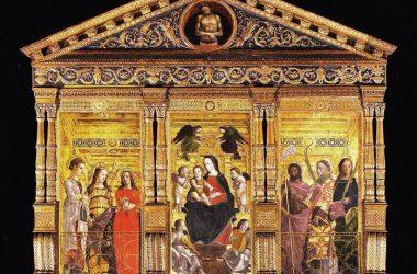 Bernardino Butinone e Bernardo Zenale, Polittico di San Martino, 1485-1505 circa. Tempera su tavola conservata a Treviglio, chiesa di San Martino.
