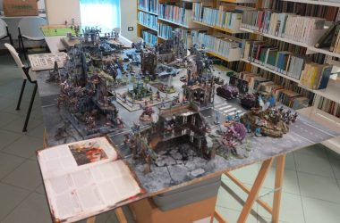 Biblioteca di Sedrina