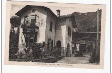 Biglietteria Funicolare San Pellegrino Terme