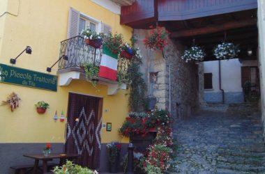 Borgo di Valsecca Bergamo