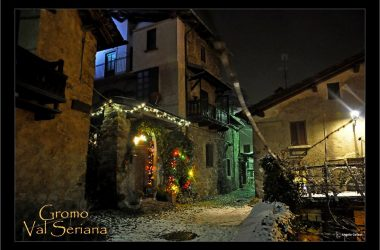 Borgo medievale Valle Seriana Gromo