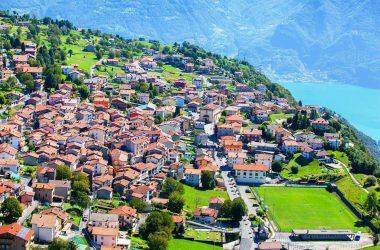Bossico Paese di Bergamo