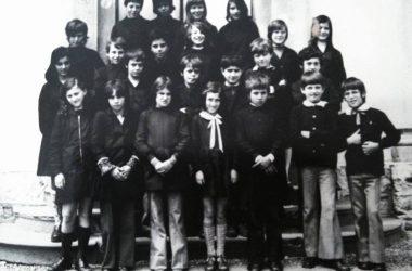 Brembate Sopra nel 1974