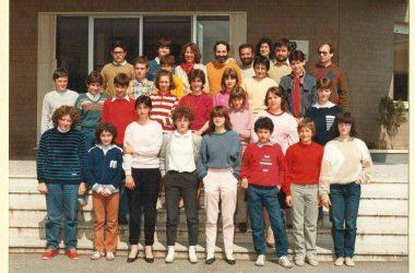 Brembate Sopra nel 1982