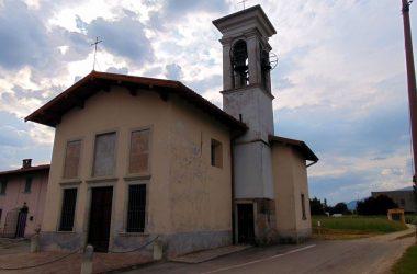 CHiesetta storica Curno