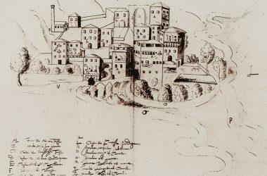 Camerata Cornello Bg Borgo Medievale