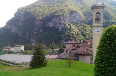 Camorone, frazione di Val Brembilla