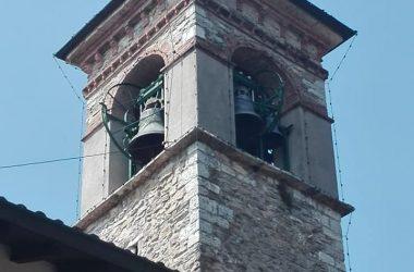 Campane Santuario Madonna dello Zuccarello - Nembro