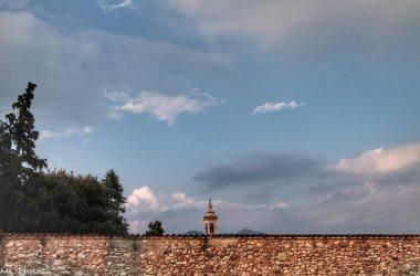 Campanile Almenno San Salvatore Bergamo