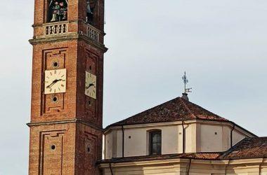Campanile Chiesa Parrocchiale Sant'Andrea Apostolo - Suisio