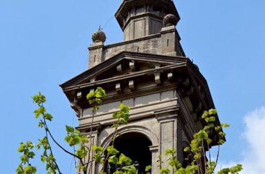 Campanile Chiesa di san Rocco Albino