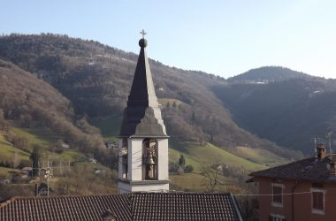 Campanile Santuario della Madonna delle Grazie – Peia