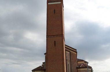 Campanile chiesa delle Battaglie frazione di Treviglio