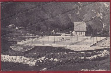 Campi da Tennis Selvino 1931