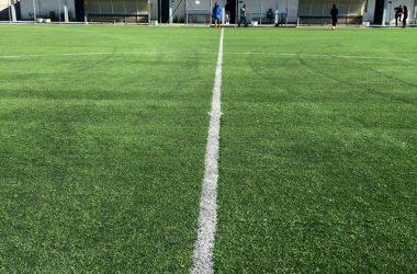 Campo Calcio Foresto Sparso il santuario di San Giovanni delle Formiche