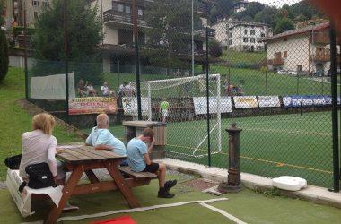 Campo di calcio Oltre il Colle