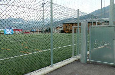 Campo sportivo di Parre