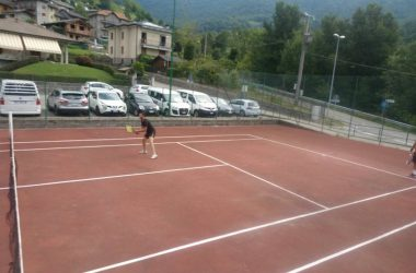 Campo tennis Locatello