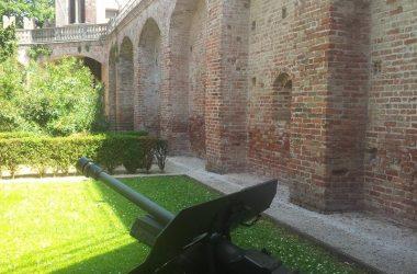 Cannone Castello di Urgnano