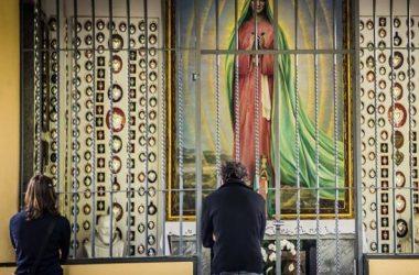 Cappella Madonna delle ghiaie Bonate Sopra