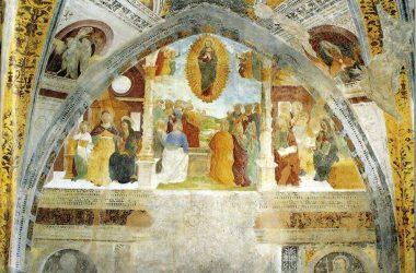 Cappella dell'Annunciata, Cerete Alto