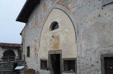 Cappella dell'Annunciata, Cerete Alto Bergamo