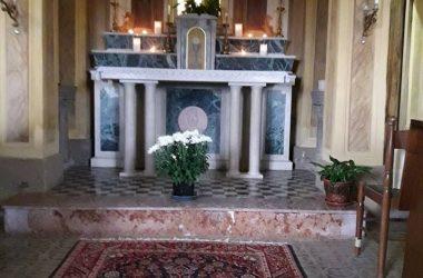 Cappella di Maria Santissima Ausiliatrice in Via Milano Martinengo