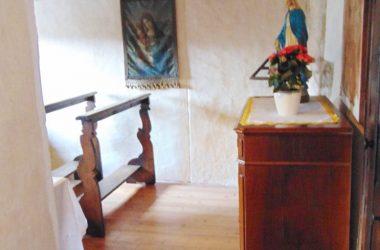 Cappella santi Filippo Neri e Francesco da Paola Fuipiano Valle Imagna