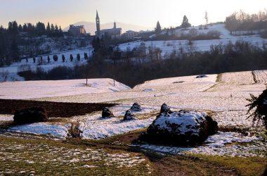 Caprino Bergamasco Inverno