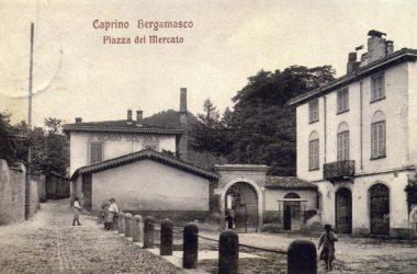 Caprino Bergamasco Piazza del Mercato